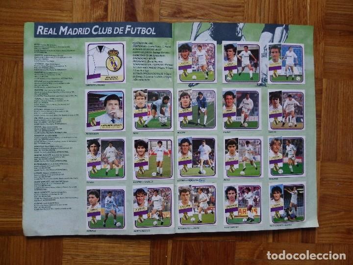 Coleccionismo deportivo: ÁLBUM LIGA 89-90, EDICIONES ESTE - Foto 10 - 104181127