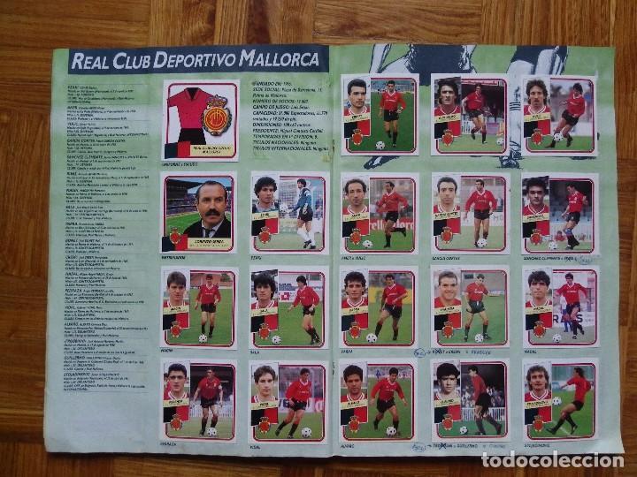 Coleccionismo deportivo: ÁLBUM LIGA 89-90, EDICIONES ESTE - Foto 12 - 104181127