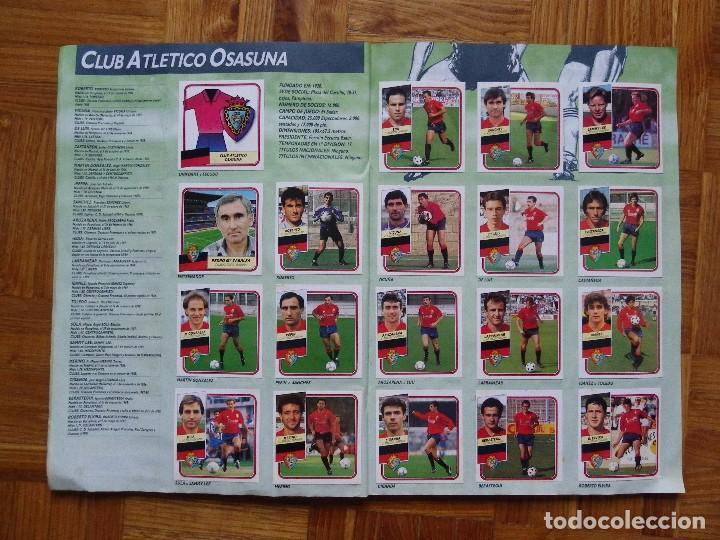 Coleccionismo deportivo: ÁLBUM LIGA 89-90, EDICIONES ESTE - Foto 13 - 104181127