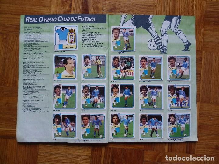 Coleccionismo deportivo: ÁLBUM LIGA 89-90, EDICIONES ESTE - Foto 14 - 104181127