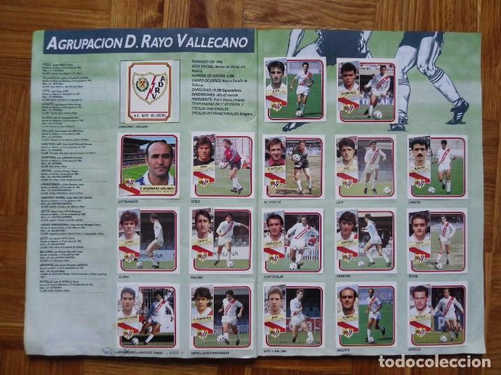 Coleccionismo deportivo: ÁLBUM LIGA 89-90, EDICIONES ESTE - Foto 15 - 104181127