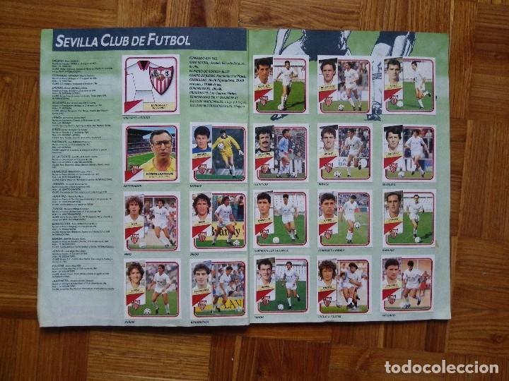 Coleccionismo deportivo: ÁLBUM LIGA 89-90, EDICIONES ESTE - Foto 16 - 104181127