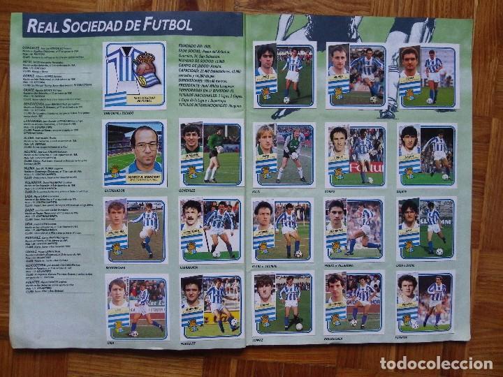 Coleccionismo deportivo: ÁLBUM LIGA 89-90, EDICIONES ESTE - Foto 17 - 104181127