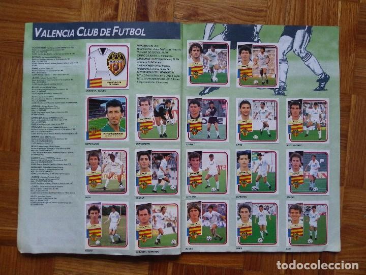 Coleccionismo deportivo: ÁLBUM LIGA 89-90, EDICIONES ESTE - Foto 19 - 104181127