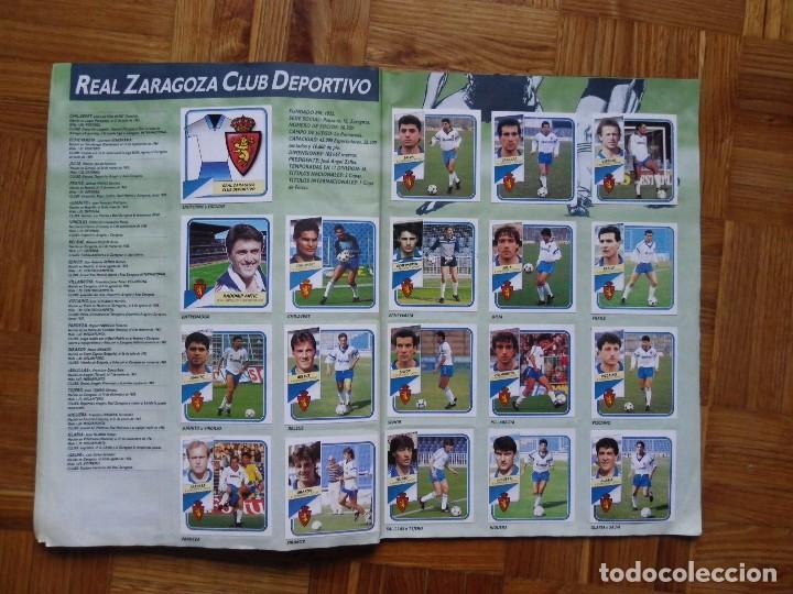 Coleccionismo deportivo: ÁLBUM LIGA 89-90, EDICIONES ESTE - Foto 21 - 104181127