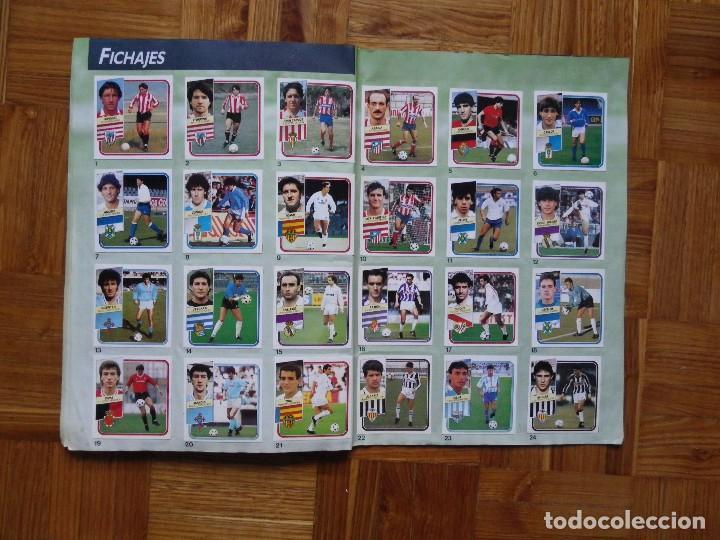 Coleccionismo deportivo: ÁLBUM LIGA 89-90, EDICIONES ESTE - Foto 22 - 104181127
