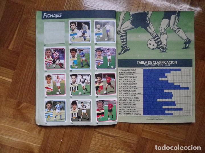 Coleccionismo deportivo: ÁLBUM LIGA 89-90, EDICIONES ESTE - Foto 23 - 104181127