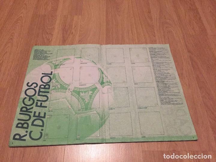 Coleccionismo deportivo: LOTE ALBUM DE CROMOS VACIO LIGA TEMPORADA 1992 1993 92 93 ESTE - Foto 6 - 104731187