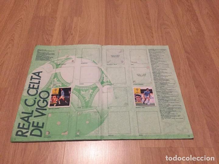 Coleccionismo deportivo: LOTE ALBUM DE CROMOS VACIO LIGA TEMPORADA 1992 1993 92 93 ESTE - Foto 8 - 104731187