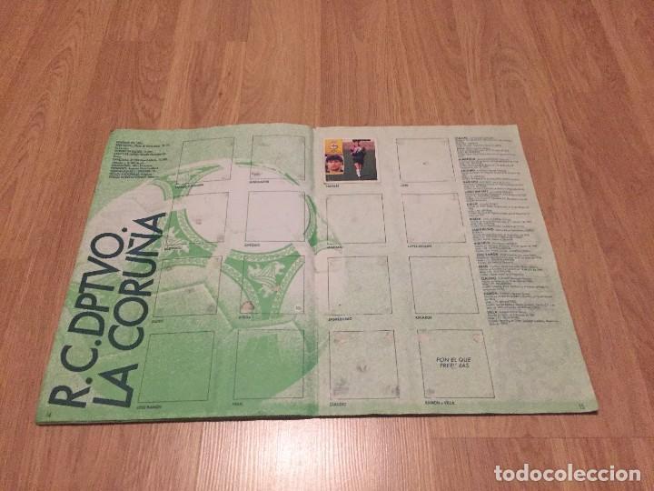 Coleccionismo deportivo: LOTE ALBUM DE CROMOS VACIO LIGA TEMPORADA 1992 1993 92 93 ESTE - Foto 9 - 104731187