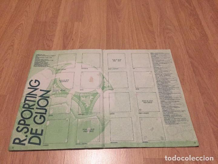 Coleccionismo deportivo: LOTE ALBUM DE CROMOS VACIO LIGA TEMPORADA 1992 1993 92 93 ESTE - Foto 11 - 104731187