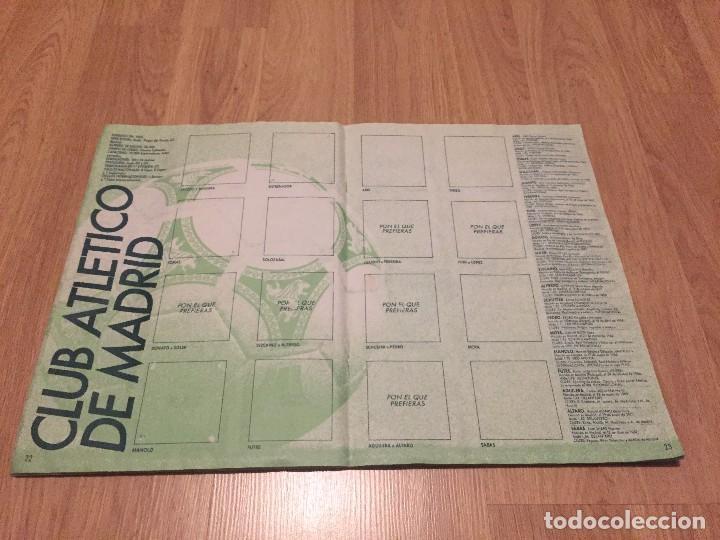 Coleccionismo deportivo: LOTE ALBUM DE CROMOS VACIO LIGA TEMPORADA 1992 1993 92 93 ESTE - Foto 13 - 104731187