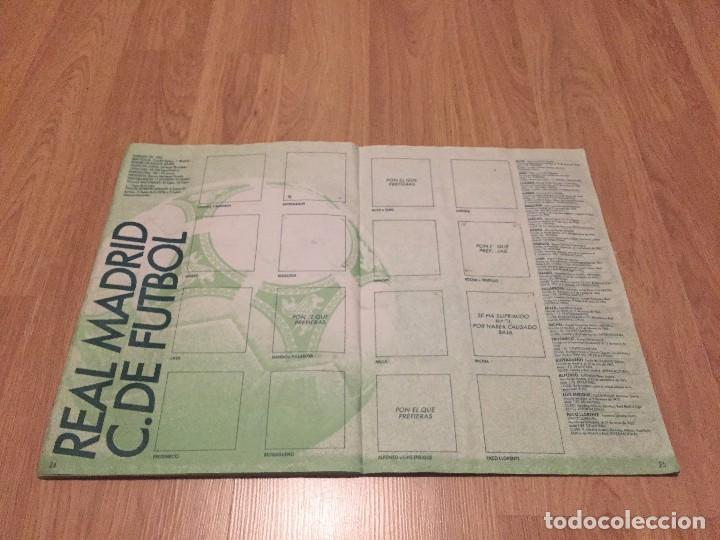 Coleccionismo deportivo: LOTE ALBUM DE CROMOS VACIO LIGA TEMPORADA 1992 1993 92 93 ESTE - Foto 14 - 104731187