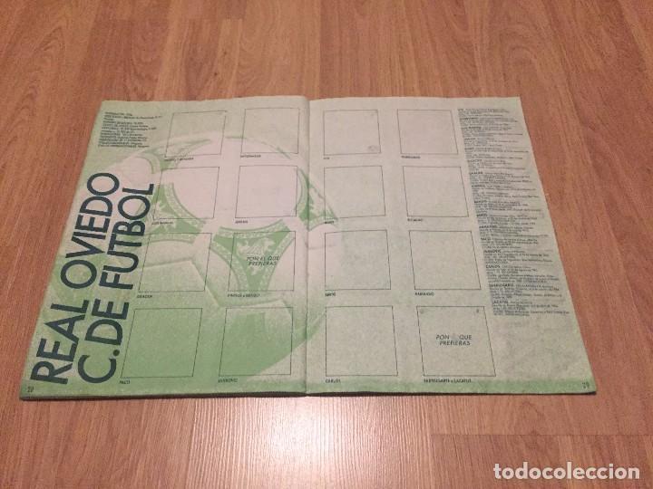 Coleccionismo deportivo: LOTE ALBUM DE CROMOS VACIO LIGA TEMPORADA 1992 1993 92 93 ESTE - Foto 16 - 104731187