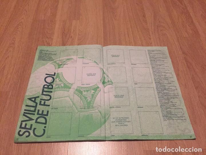 Coleccionismo deportivo: LOTE ALBUM DE CROMOS VACIO LIGA TEMPORADA 1992 1993 92 93 ESTE - Foto 18 - 104731187