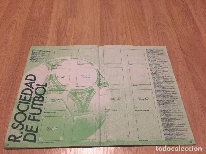 Coleccionismo deportivo: LOTE ALBUM DE CROMOS VACIO LIGA TEMPORADA 1992 1993 92 93 ESTE - Foto 19 - 104731187