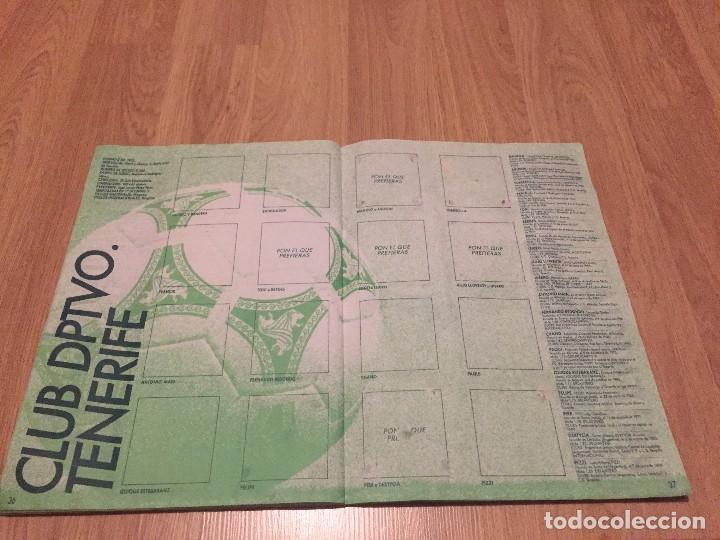 Coleccionismo deportivo: LOTE ALBUM DE CROMOS VACIO LIGA TEMPORADA 1992 1993 92 93 ESTE - Foto 20 - 104731187