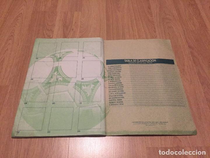 Coleccionismo deportivo: LOTE ALBUM DE CROMOS VACIO LIGA TEMPORADA 1992 1993 92 93 ESTE - Foto 24 - 104731187