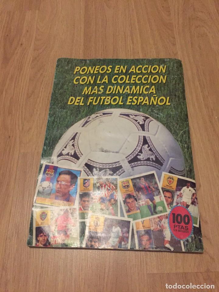 Coleccionismo deportivo: LOTE ALBUM DE CROMOS VACIO LIGA TEMPORADA 1992 1993 92 93 ESTE - Foto 25 - 104731187