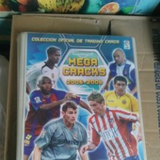 Coleccionismo deportivo: ALBUM DE CROMOS FUTBOL MEGA CRACKS 2005/2006 05/06. Lote 105432251