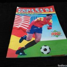 Coleccionismo deportivo: ALBUM ESPAÑA'94. Lote 105715851
