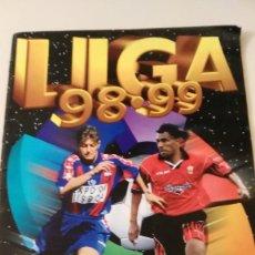 Coleccionismo deportivo: LIGA 98 99 ESTE. TIENE 163 CROMOS.. Lote 106087135