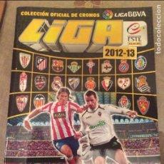Coleccionismo deportivo: ÁLBUM NUEVO Y VACÍO LIGA 2012-13. Lote 106954839