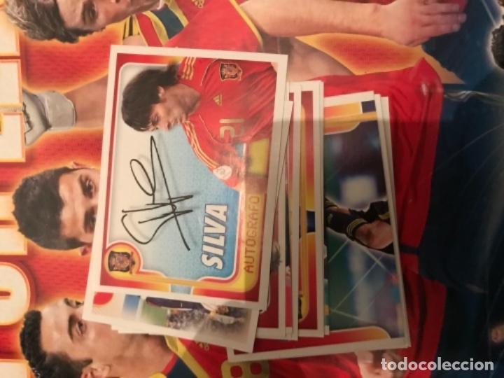 Coleccionismo deportivo: LOTE DE DOS ALBUM DE FUTBOL PANINI ¡A POR ELLOS! AÑO 2009 VACIOS - Foto 2 - 107601867