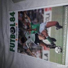 Coleccionismo deportivo: ALBUM DE LA LIGA 1983-84 DE CROMOS CANO CON POCOS CROMOS,MUY BIEN CONSERVADO. Lote 107734395