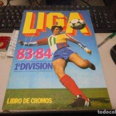 Coleccionismo deportivo: ALBUM FUTBOL ESTE 83-84 1983-1984 CROMO COLOCA ULTIMOS FICHAJES EN BUEN ESTADO. Lote 108293683
