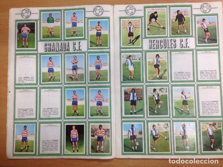 Coleccionismo deportivo: ALBUM INCOMPLETO FUTBOL CAMPEONATO DE LIGA 1975/76 EDITORIAL DISGRA - Foto 5 - 108803015