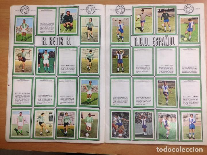 Coleccionismo deportivo: ALBUM INCOMPLETO FUTBOL CAMPEONATO DE LIGA 1975/76 EDITORIAL DISGRA - Foto 6 - 108803015