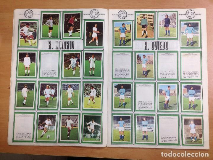 Coleccionismo deportivo: ALBUM INCOMPLETO FUTBOL CAMPEONATO DE LIGA 1975/76 EDITORIAL DISGRA - Foto 7 - 108803015
