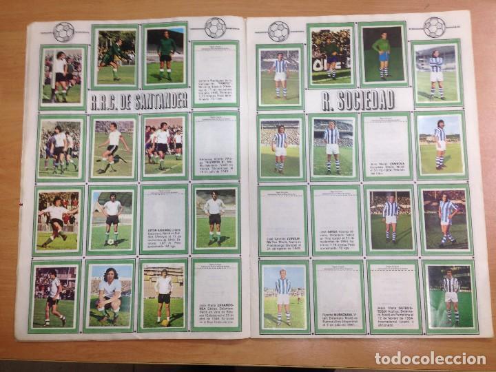 Coleccionismo deportivo: ALBUM INCOMPLETO FUTBOL CAMPEONATO DE LIGA 1975/76 EDITORIAL DISGRA - Foto 8 - 108803015