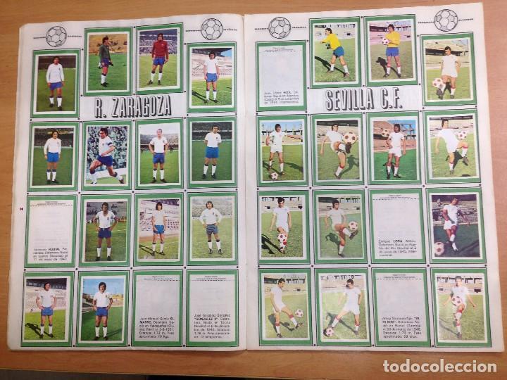 Coleccionismo deportivo: ALBUM INCOMPLETO FUTBOL CAMPEONATO DE LIGA 1975/76 EDITORIAL DISGRA - Foto 9 - 108803015