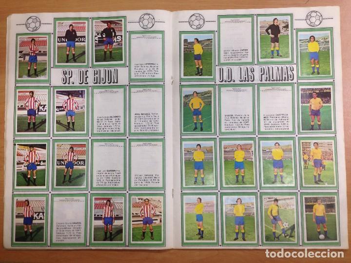 Coleccionismo deportivo: ALBUM INCOMPLETO FUTBOL CAMPEONATO DE LIGA 1975/76 EDITORIAL DISGRA - Foto 10 - 108803015