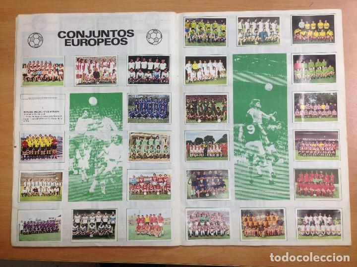 Coleccionismo deportivo: ALBUM INCOMPLETO FUTBOL CAMPEONATO DE LIGA 1975/76 EDITORIAL DISGRA - Foto 13 - 108803015
