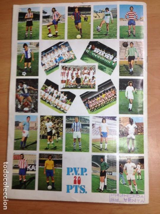 Coleccionismo deportivo: ALBUM INCOMPLETO FUTBOL CAMPEONATO DE LIGA 1975/76 EDITORIAL DISGRA - Foto 17 - 108803015