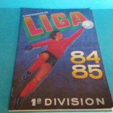 Coleccionismo deportivo: ÁLBUM VACIO PRÁCTICAMENTE PLANCHA LIGA 84 85 CROMOS CANO SIN SEÑAL ALGUNA. Lote 108890264