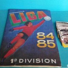Coleccionismo deportivo: ÁLBUM LIGA 84 85 CROMOS CANO CON MUCHOS FICHAJES. LEER. Lote 108891063