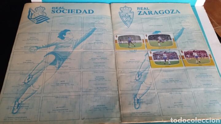 Coleccionismo deportivo: ÁLBUM LIGA 84 85 CROMOS CANO CON MUCHOS FICHAJES. LEER - Foto 6 - 108891063
