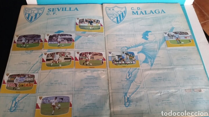 Coleccionismo deportivo: ÁLBUM LIGA 84 85 CROMOS CANO CON MUCHOS FICHAJES. LEER - Foto 7 - 108891063