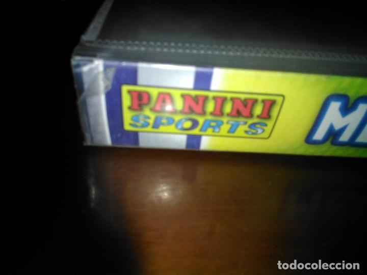 Coleccionismo deportivo: Album Mega Cracks 2007 2008, Panini, con 340 cartas-trading cards-cromos (ligeros desperfectos lomo - Foto 3 - 109046883