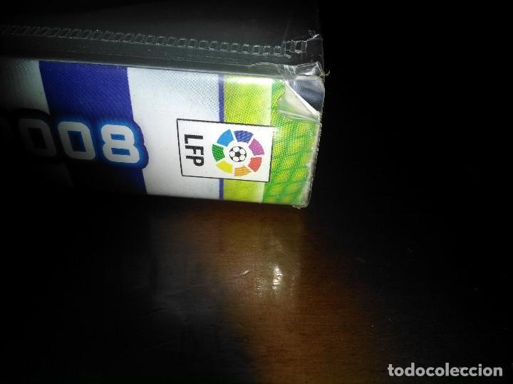Coleccionismo deportivo: Album Mega Cracks 2007 2008, Panini, con 340 cartas-trading cards-cromos (ligeros desperfectos lomo - Foto 4 - 109046883