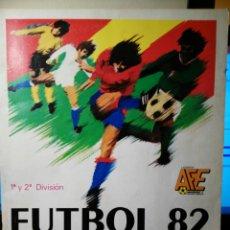 Coleccionismo deportivo: ALBUM FÚTBOL 82 DE PANINI. Lote 109154460