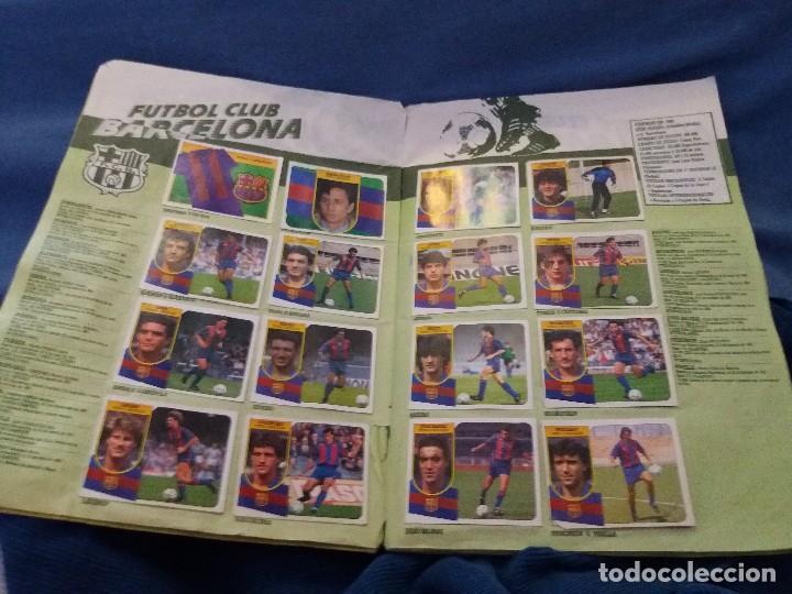 Coleccionismo deportivo: ÁLBUM 91/92 ESTE. BASTANTE COMPLETO. LEER DESCRIPCIÓN - Foto 4 - 109158975