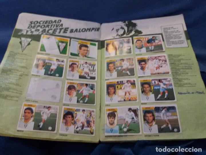 Coleccionismo deportivo: ÁLBUM 91/92 ESTE. BASTANTE COMPLETO. LEER DESCRIPCIÓN - Foto 9 - 109158975