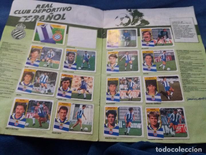 Coleccionismo deportivo: ÁLBUM 91/92 ESTE. BASTANTE COMPLETO. LEER DESCRIPCIÓN - Foto 12 - 109158975
