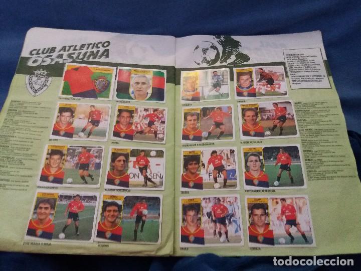 Coleccionismo deportivo: ÁLBUM 91/92 ESTE. BASTANTE COMPLETO. LEER DESCRIPCIÓN - Foto 14 - 109158975