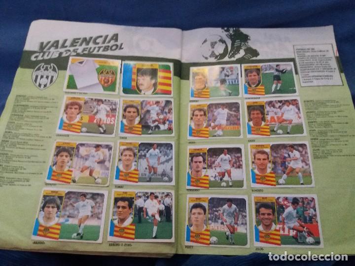 Coleccionismo deportivo: ÁLBUM 91/92 ESTE. BASTANTE COMPLETO. LEER DESCRIPCIÓN - Foto 16 - 109158975